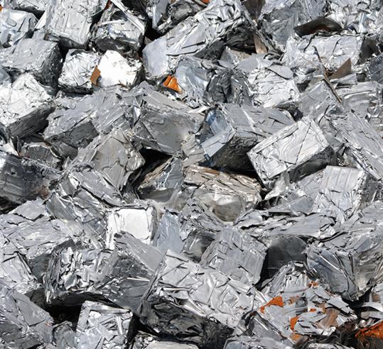 Aluminium-a-recycler